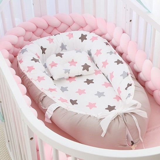 PORTABLE BABY BED NEST