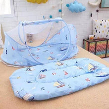 Load image into Gallery viewer, FOLDABLE BABY BED SET