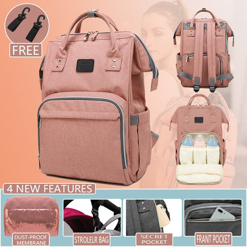 High Quality Baby Travel Backpack