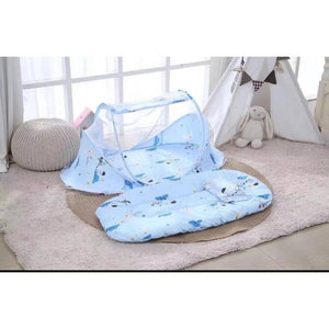 FOLDABLE BABY BED SET