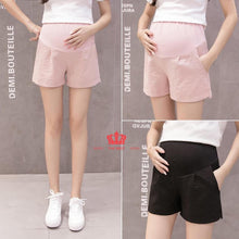 Load image into Gallery viewer, Spandex Maternity High-Waist Short ( BUY 1 GET 1)