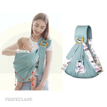 Load image into Gallery viewer, Baby Sling Wrap Breathable Carrier