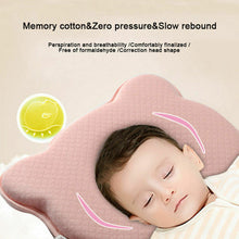 Load image into Gallery viewer, Portable Baby Memory Pillow with Case