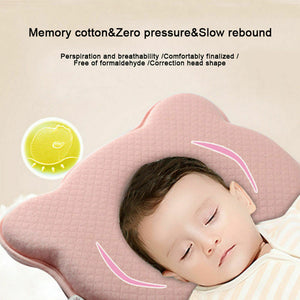 Portable Baby Memory Pillow with Case