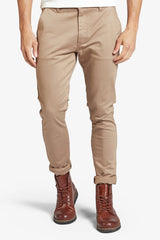 Academy Brand | Skinny Stretch Chino Concrete 28