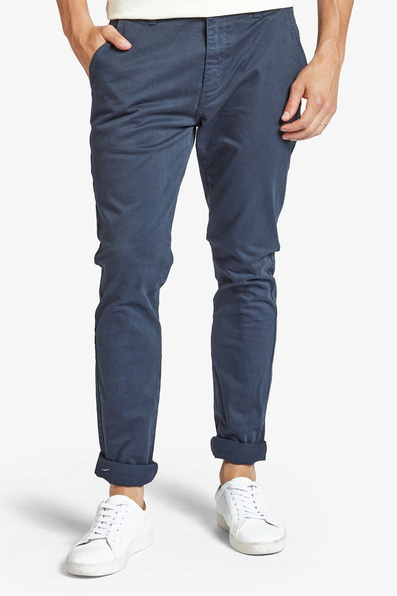 Academy Brand | Skinny Stretch Chino Navy 28