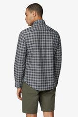 BEN SHERMAN | Oxford Check Shirt