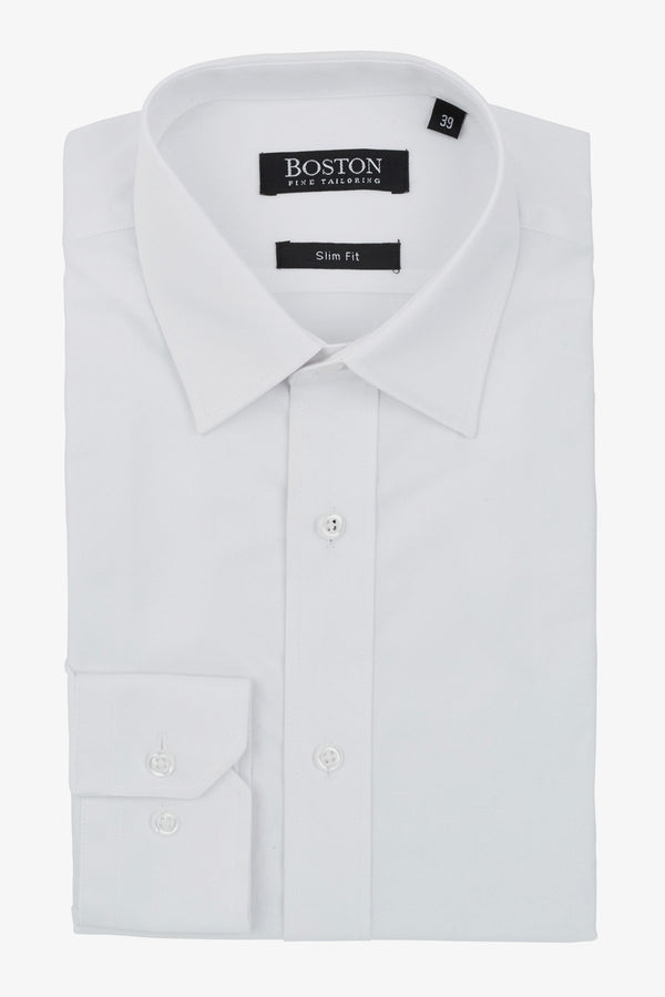 Boston | Liberty Extra Long Sleeve Business Shirt White 37 L