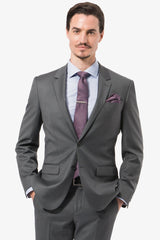Boston | Michel Lyon 2 Trouser Suit Grey 116 R