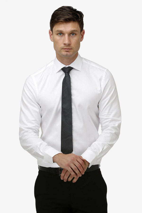 Brooksfield | Luxe The Entrepreneur Business Shirt White 37