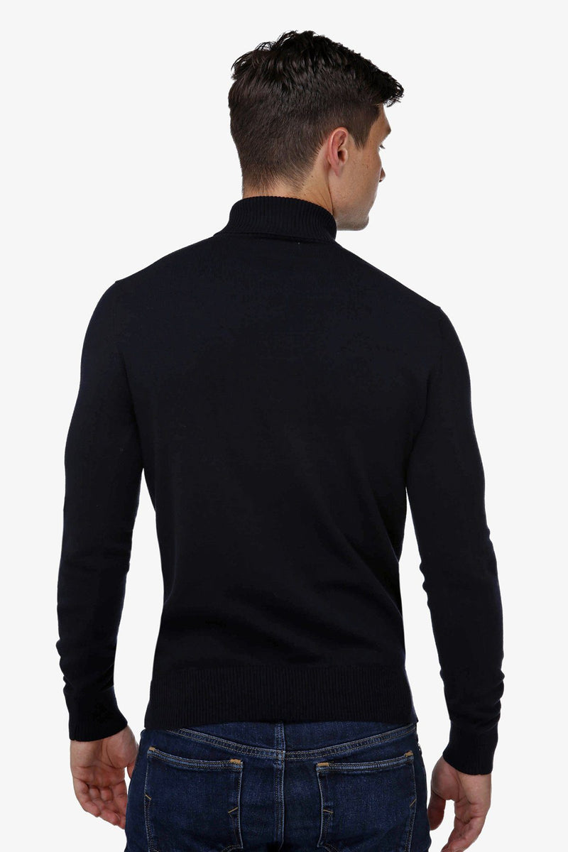Brooksfield | Turtleneck Sweater