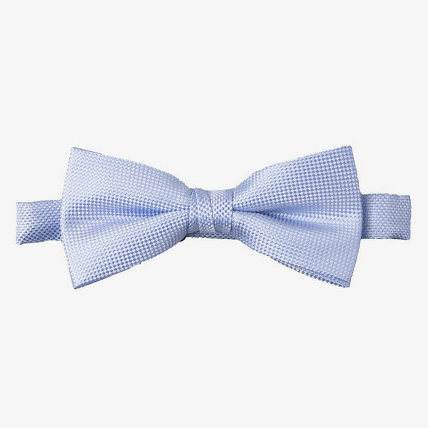 Carlo Visconti | Self pattern bow tie Blue ALL