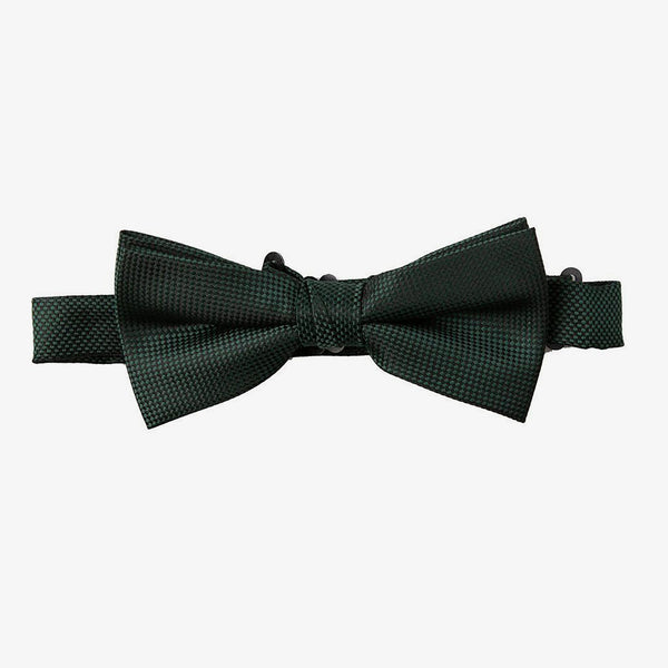 Carlo Visconti | Self pattern bow tie Bottle Green ALL