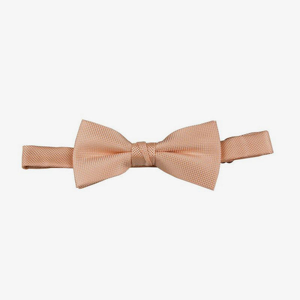 Carlo Visconti | Self pattern bow tie Melon ALL