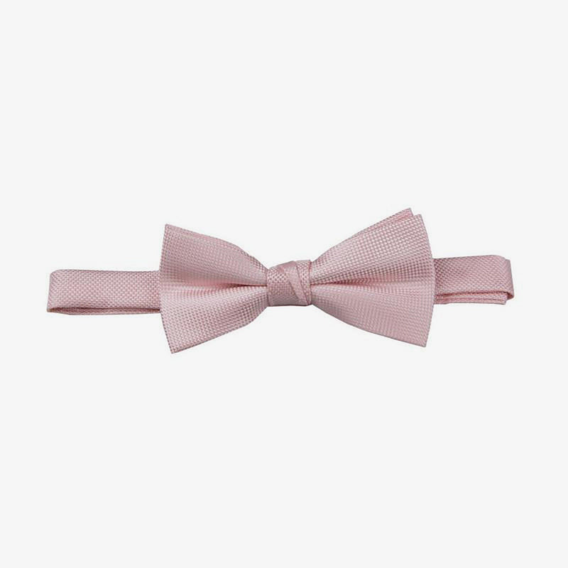 Carlo Visconti | Self pattern bow tie Pink ALL