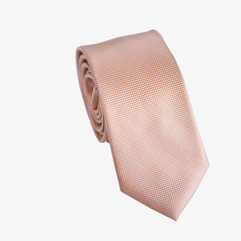 Carlo Visconti | Self pattern tie Melon ALL