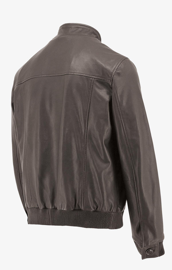 Daniel Hechter | Connor Leather Jacket