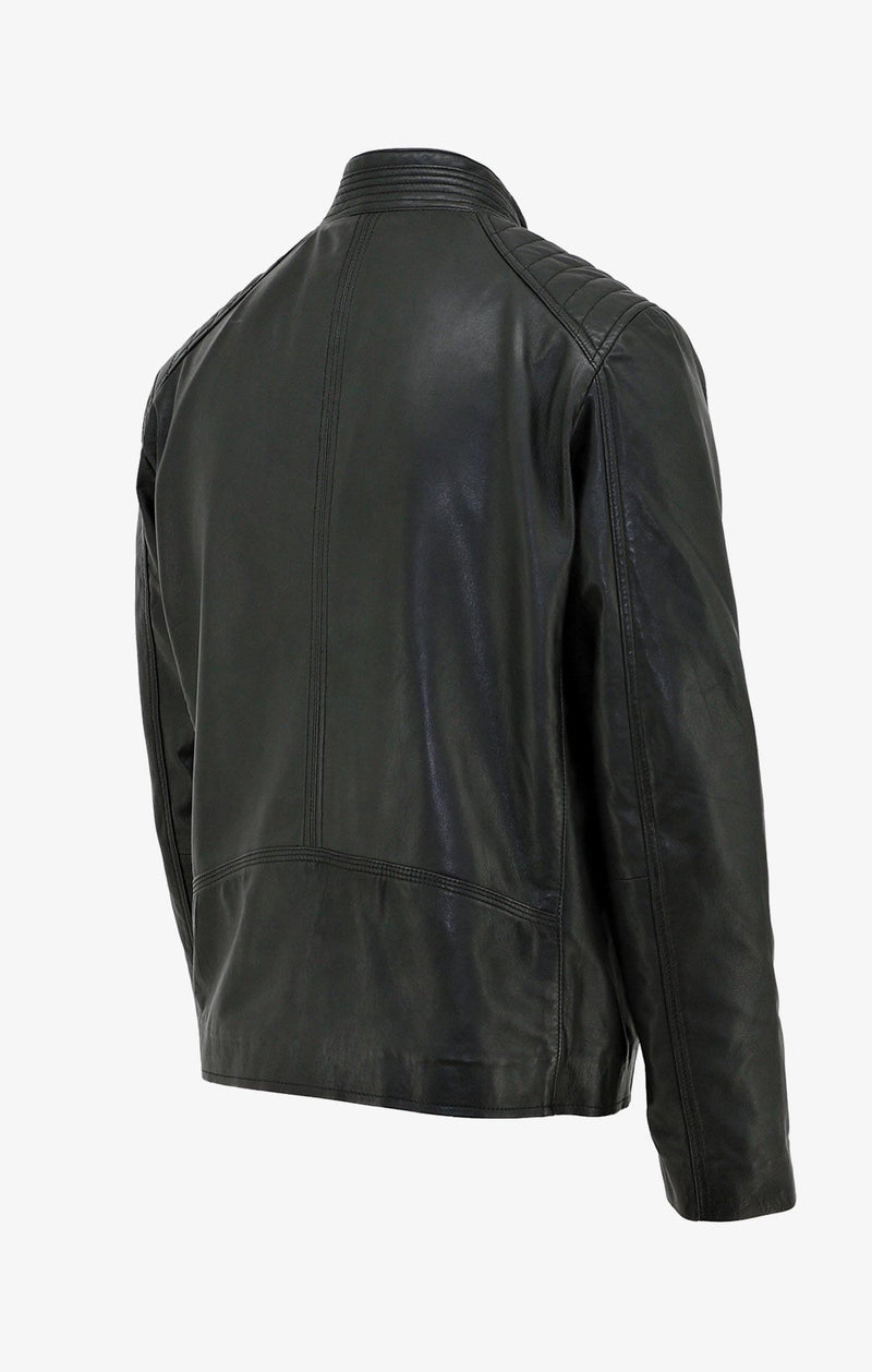 Daniel Hechter | Harrison Leather Jacket