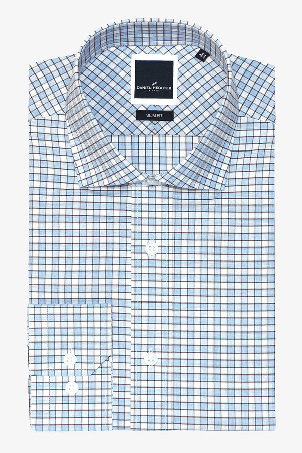 Daniel Hechter | Jacque Business Shirt Blue 37