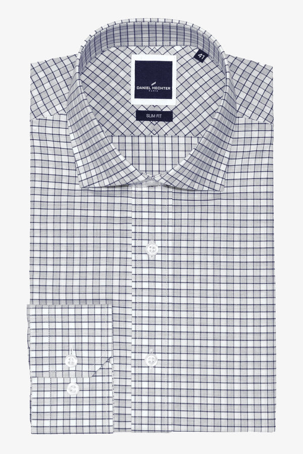 Daniel Hechter| Jacque Business Shirt Grey 37