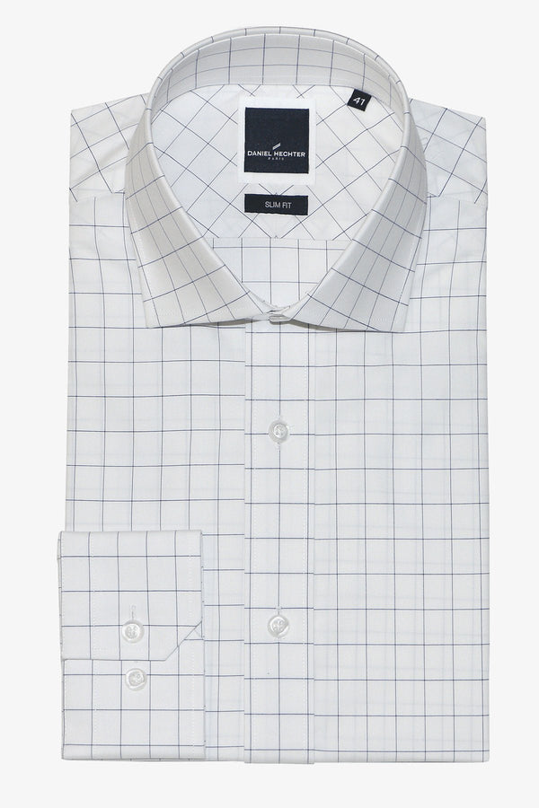 Daniel Hechter | Jacque Business Shirt Navy 37