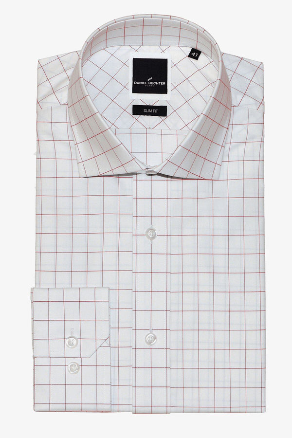 Daniel Hechter | Jacque Business Shirt Red 37
