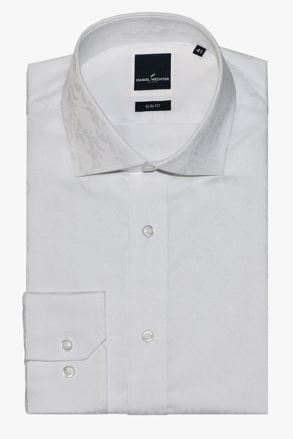Daniel Hechter | Jacque Business Shirt White 37
