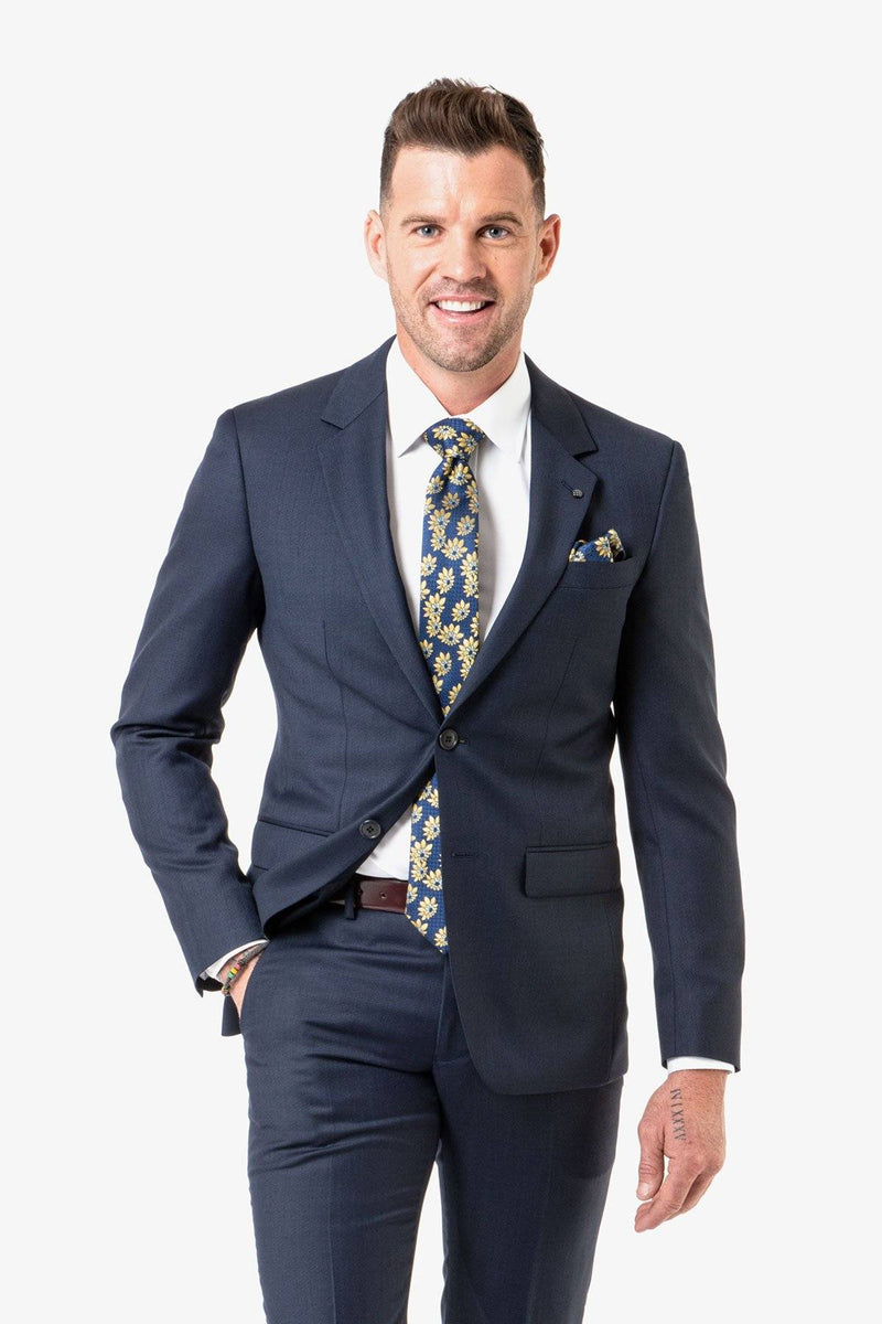 Daniel Hechter | Shape Edward Suit Navy 92 R