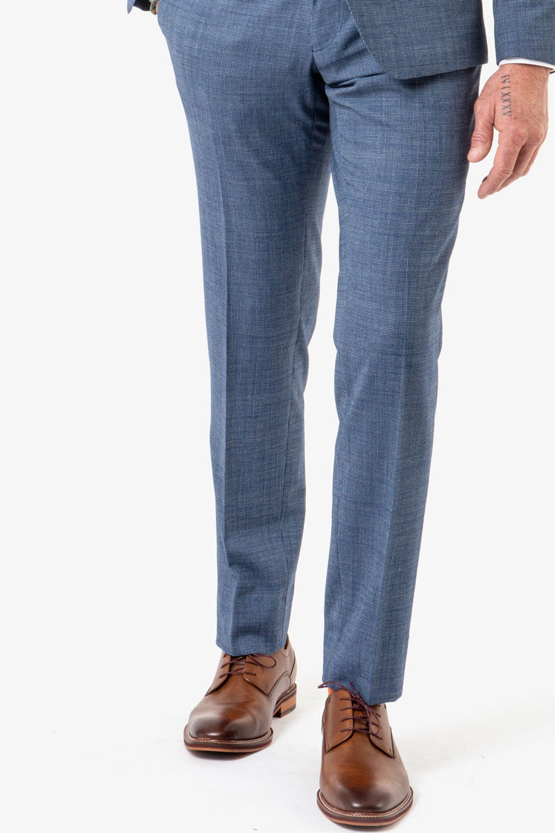 Gibson | Caper Suit Trouser Blue 76 R