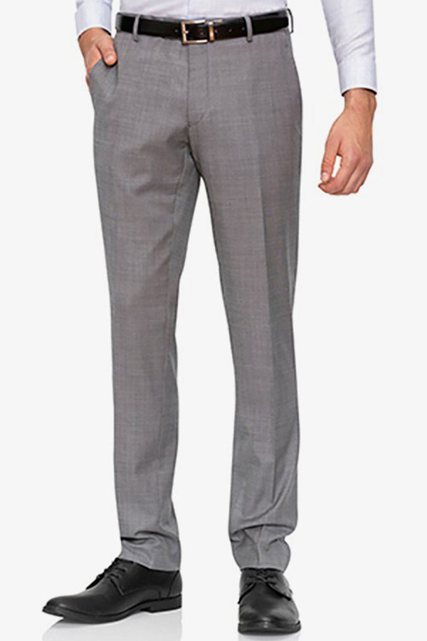 Gibson | Caper Suit Trouser Grey 76
