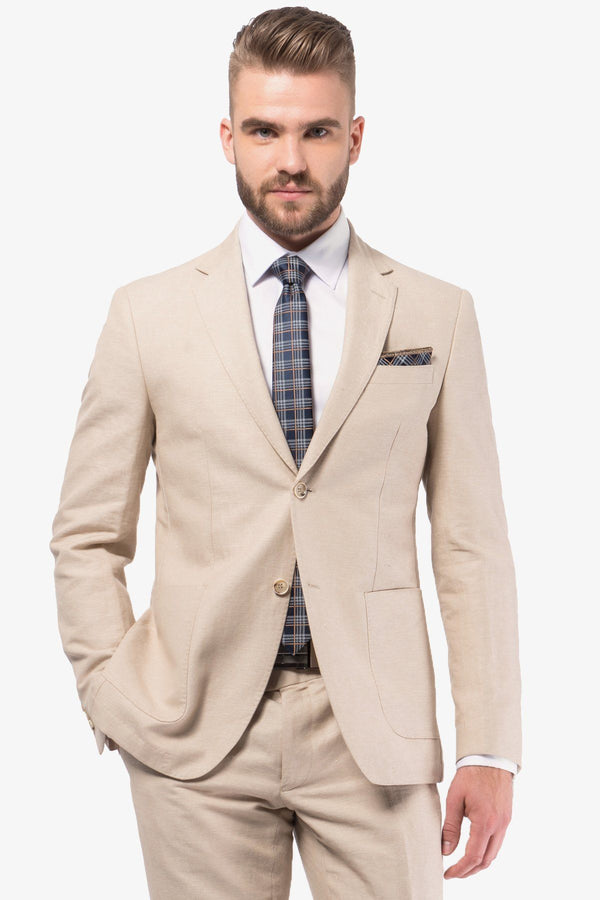 Gibson | Electron Suit Jacket Linen 88 S