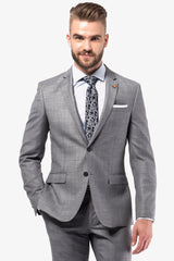Gibson | Lithium Suit Jacket Grey 88 S