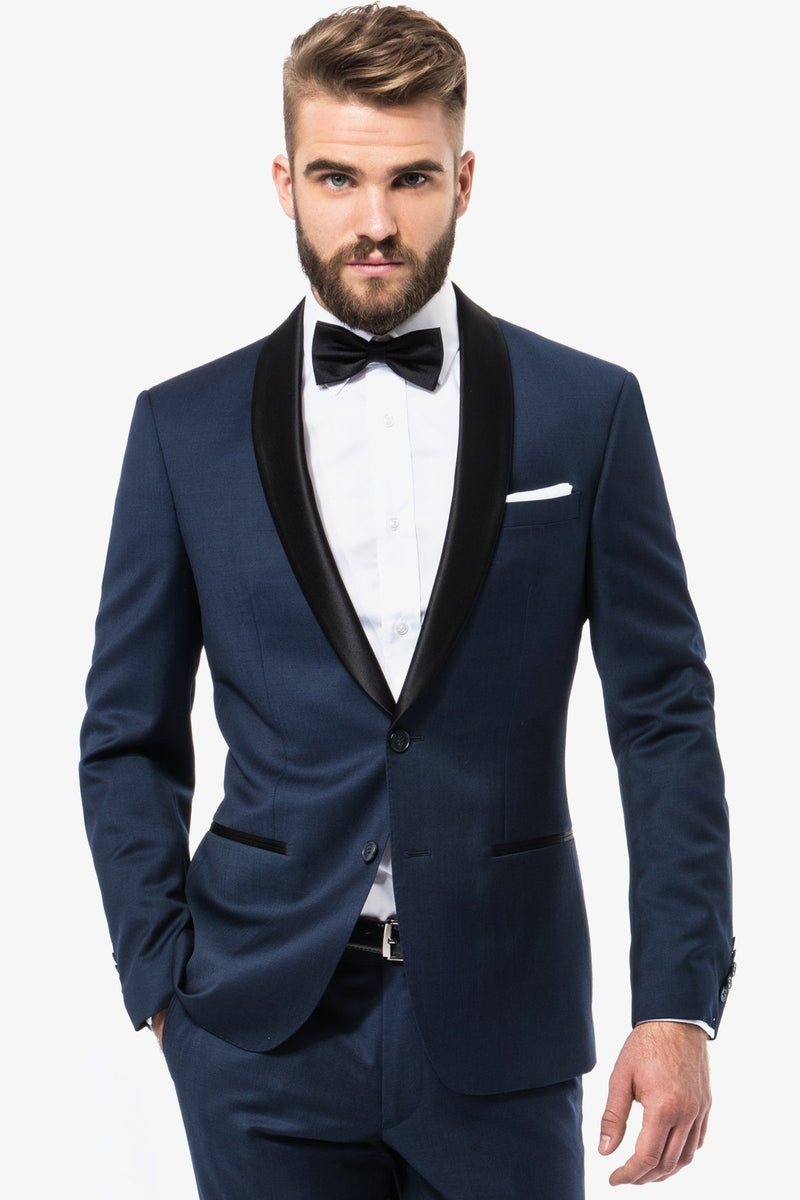Gibson | Spectre Dinner Suit Jacket Navy 88 S