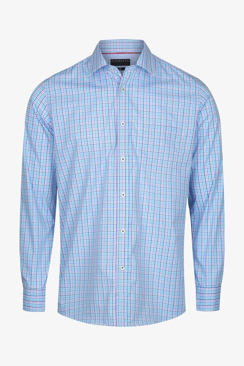 GLOWEAVE | CONTEMPORARY FIT BUSINESS SHIRT