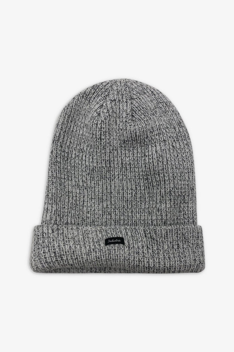 INDUSTRIE | Odessa Beanie SAlt & Pepper ALL