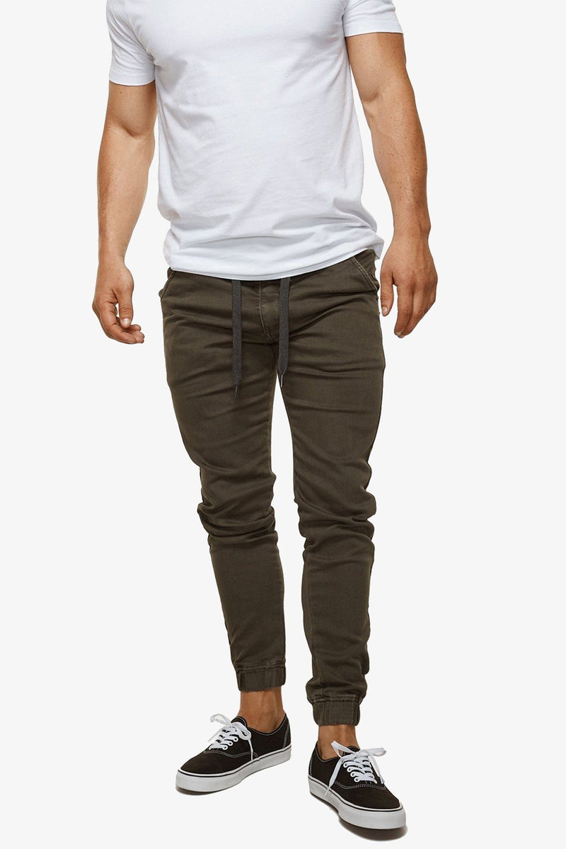 INDUSTRIE | THE DRIFTER CHINO Army Green 28