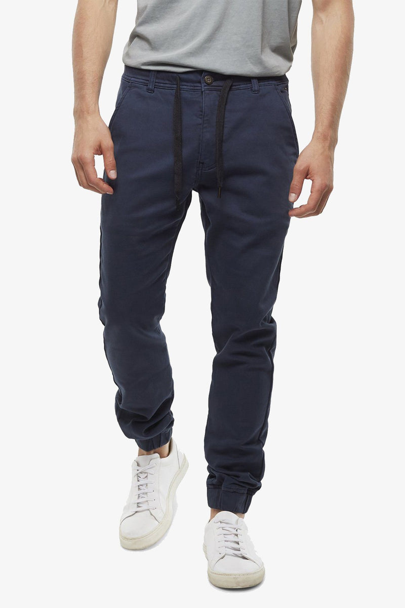 INDUSTRIE | THE DRIFTER CHINO Washed Indigo 28