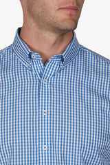 Jeff Banks | Gingham Shirt