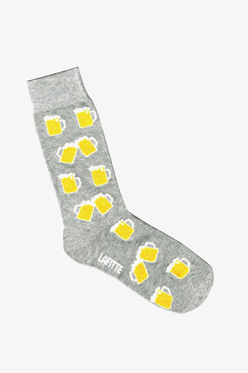 LAFITTE | Socks Beer Marle Grey 6-10