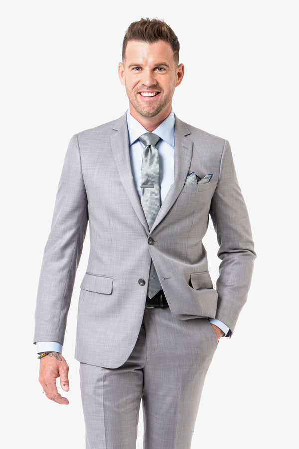New England | Penn Suit Grey 88 S