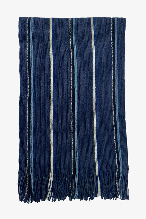 SOVRANO | Scarf Rochelle Stripe Navy ALL