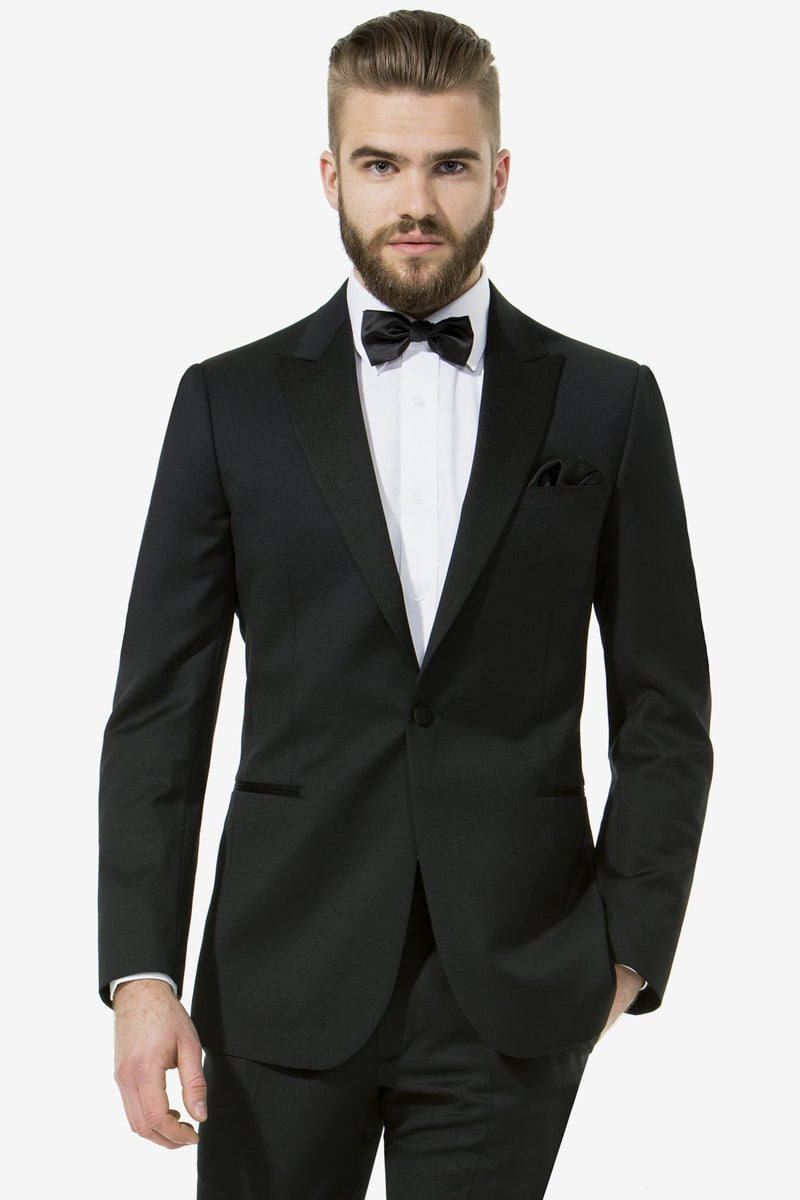 Studio Italia | Suit Dinner St Regis T91 Black 84 S
