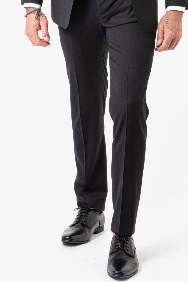 Studio Italia | T81 Icon Trouser Black 80