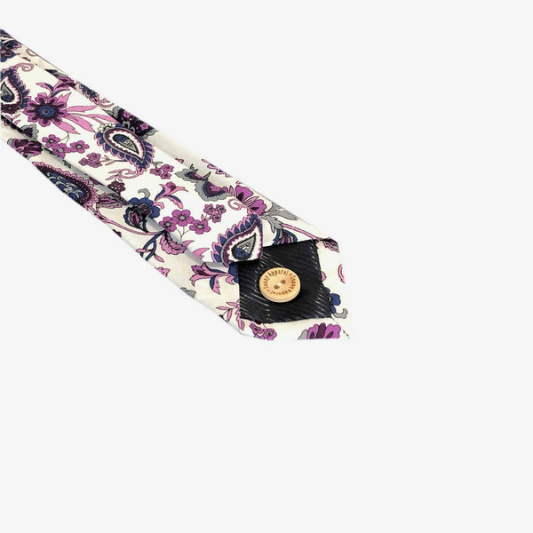 Sunny Apparel | Abbotsford Floral Cotton Tie