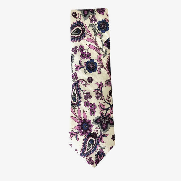 Sunny Apparel | Abbotsford Floral Cotton Tie Pink ALL