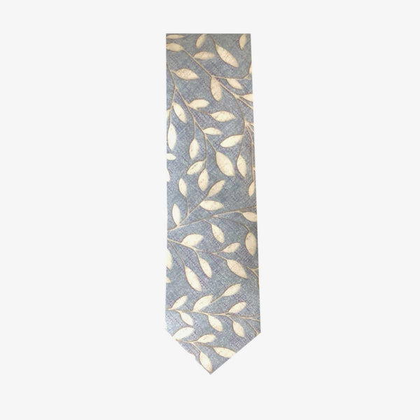 Sunny Apparel | Abilene Floral Cotton Tie Blue ALL