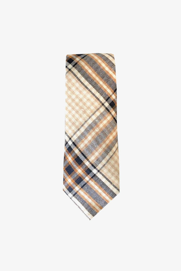 SUNNY APPAREL | AIRWAY HEIGHTS COTTON TIE Cream ALL