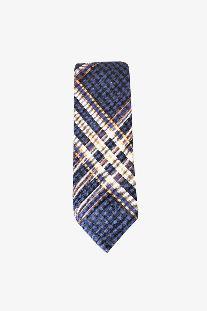 SUNNY APPAREL | AIRWAY HEIGHTS COTTON TIE Navy ALL