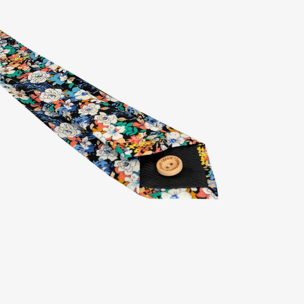 Sunny Apparel | Allen Floral Cotton Tie