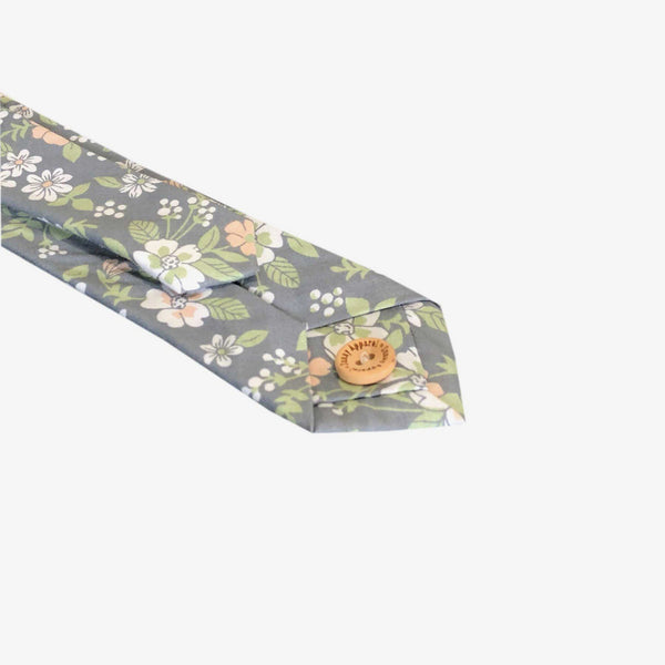 Sunny Apparel | Ashland Floral Cotton Tie